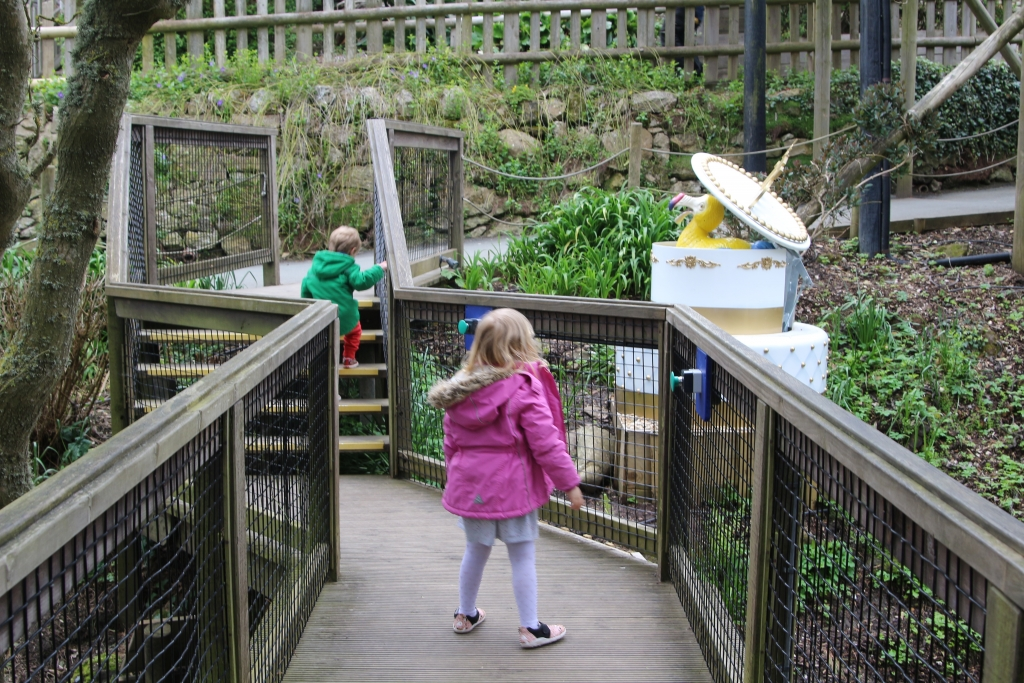 Isle of Wight with children - Blackgang Chine DoDo Valley