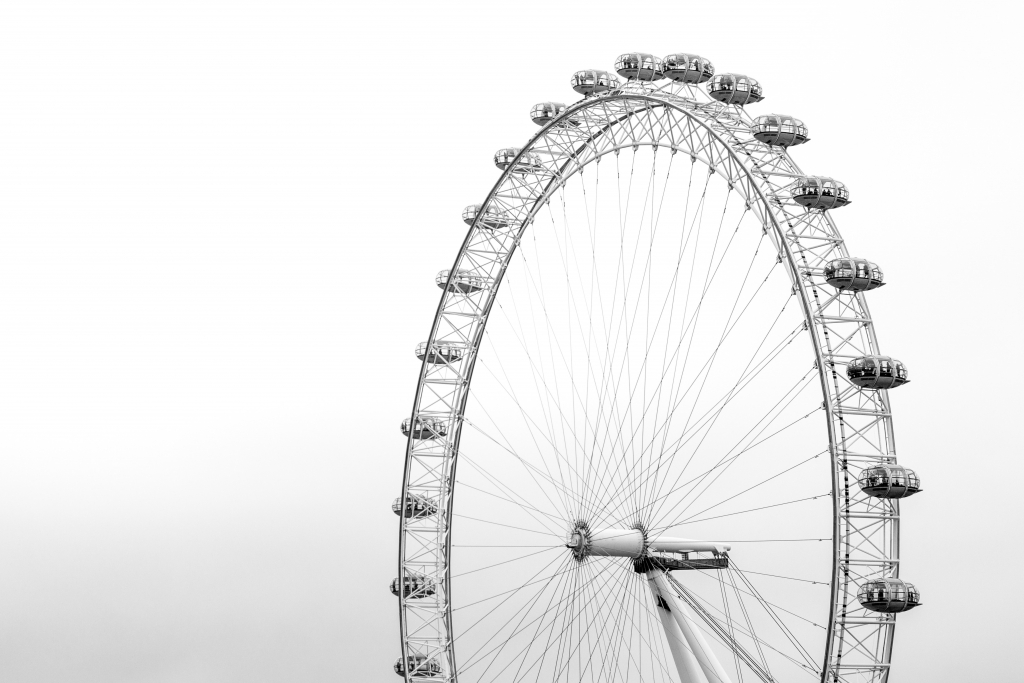 London Eye - things to do in London with kids