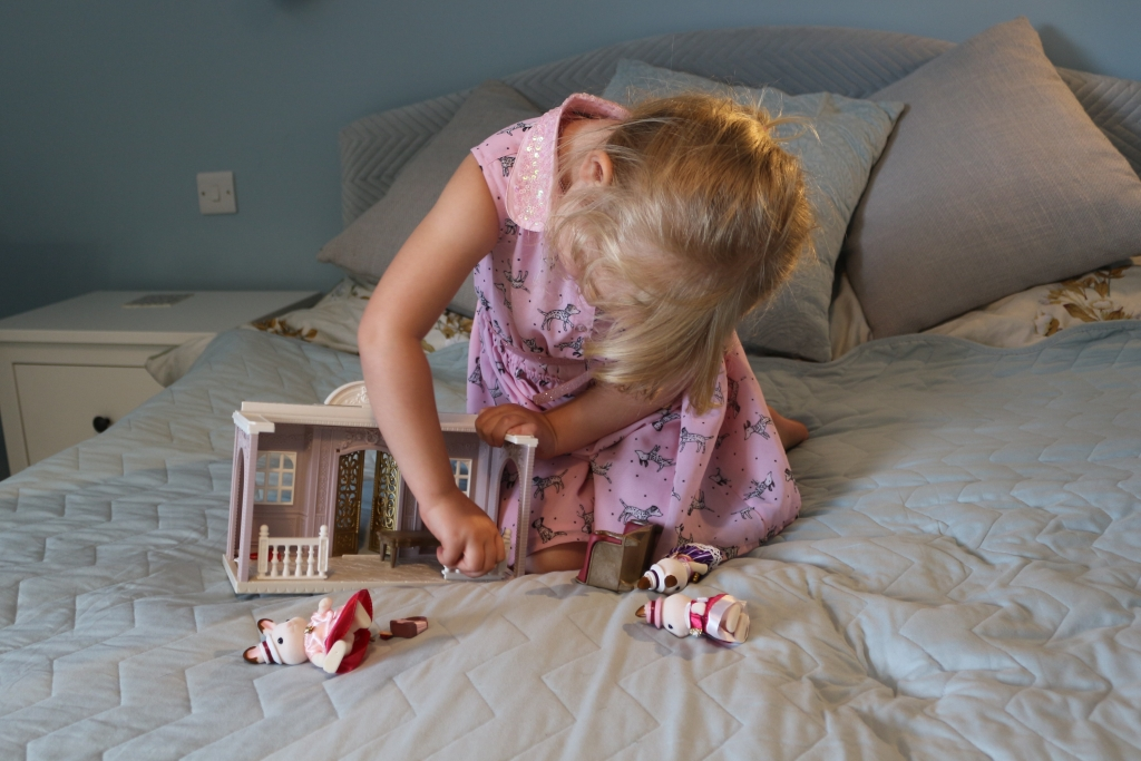New Sylvanian Families Town collection