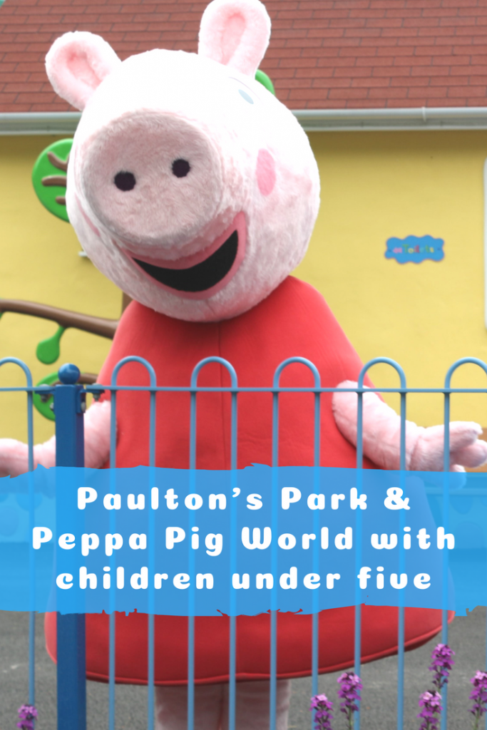 What is there to do at Paulton's Park? The best theme park for under 5s, including Peppa Pig World with two new rides! #themeparks #under5s #preschoolers #peppapig #peppapigworld #hampshire #paultonspark #thingstodo #daysout
