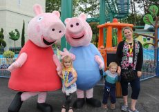 Peppa Pig World - new rides open May 16th 2018