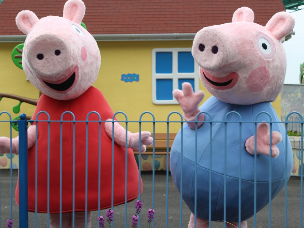 Peppa Pig World new rides open! May 16th 2018