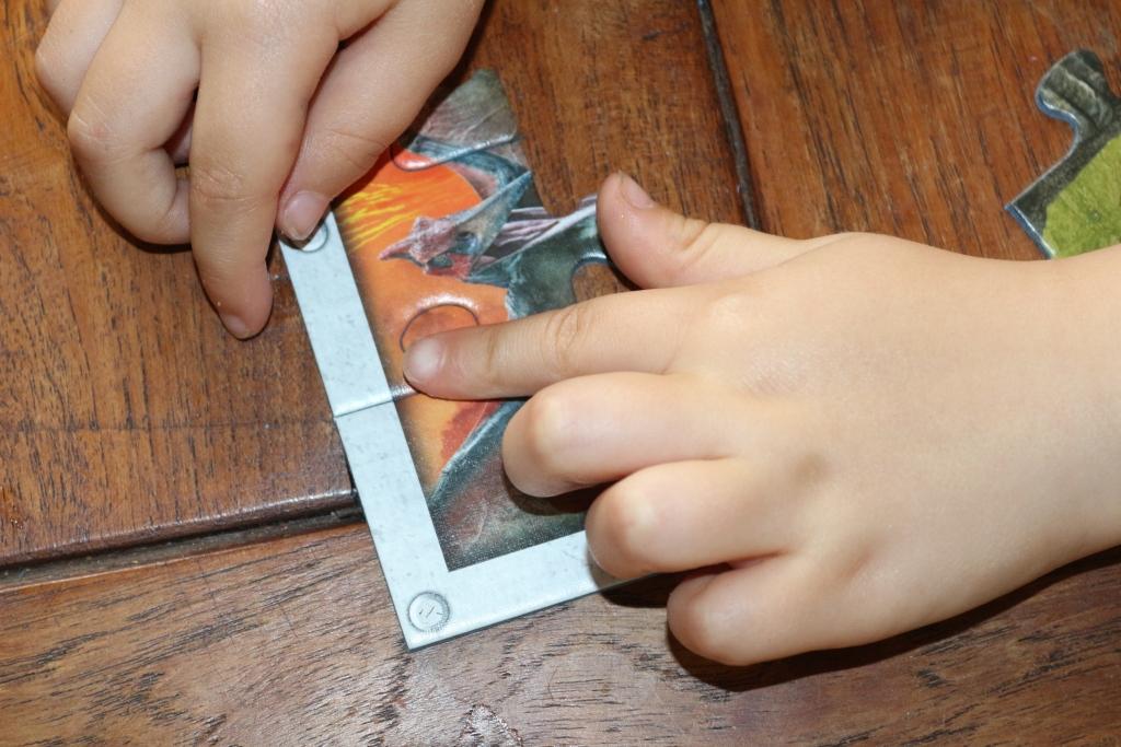 Ravensburger Jurassic World XXL100 jigsaw puzzle (age 6+) review