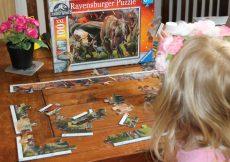Ravensburger Jurassic World Dinosaur jigsaw puzzle (age 6+) review (6)