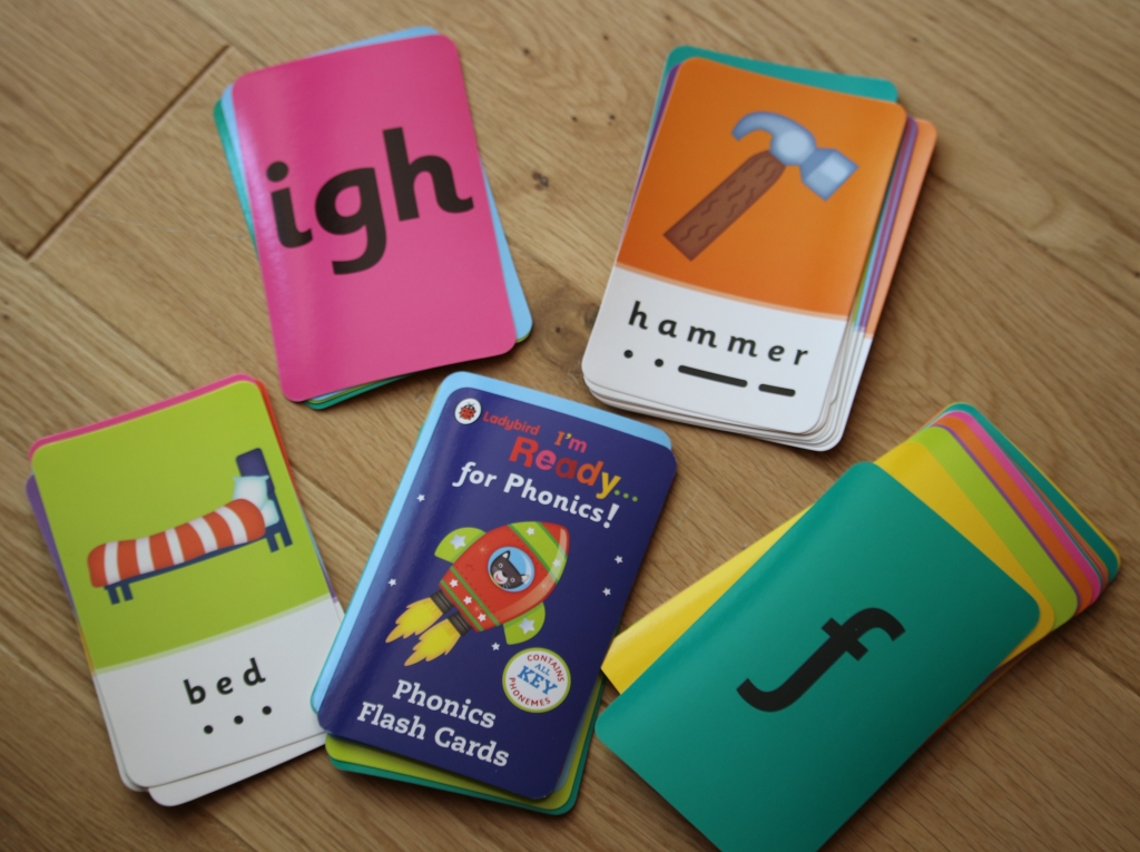 The Book People Review: I'm ready to learn phonics
