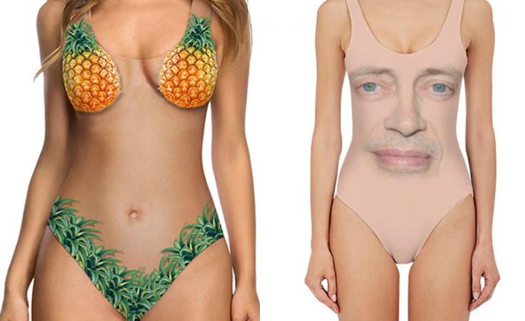 Weirdest swimsuit trends 2018