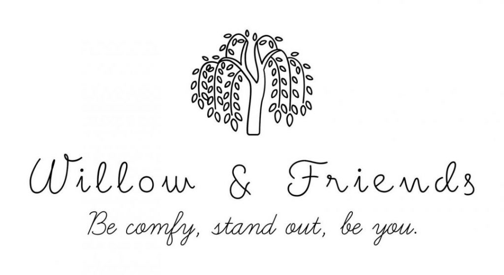 Willow and friends logo