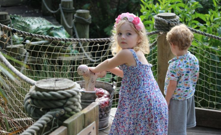 What is there to do at Drusillas Park review - Zoo Alfriston East Sussex (197)