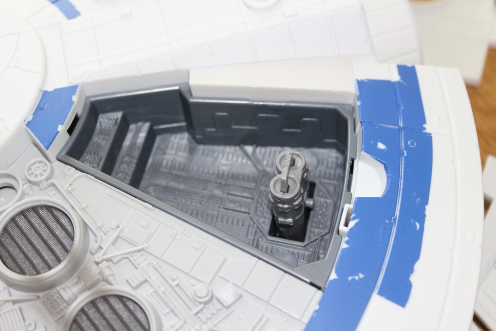 Hasbro Kessel Run Millenium Falcon Han Solo coaxium
