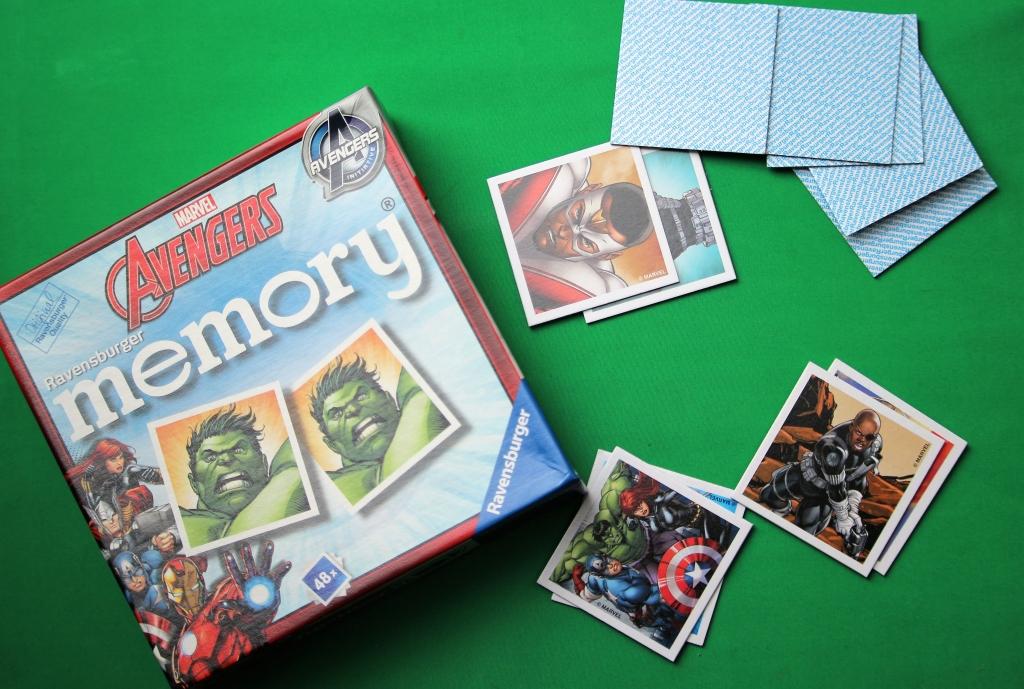 Memory Game Ravensburger 3rd birthday gift guide