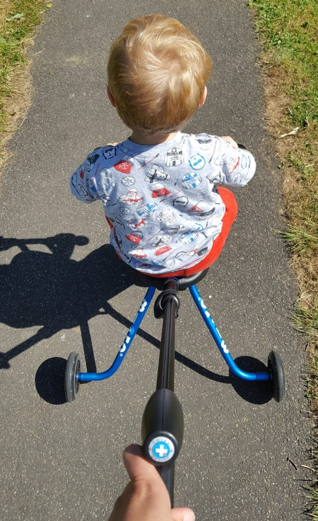 Micro Trike review test