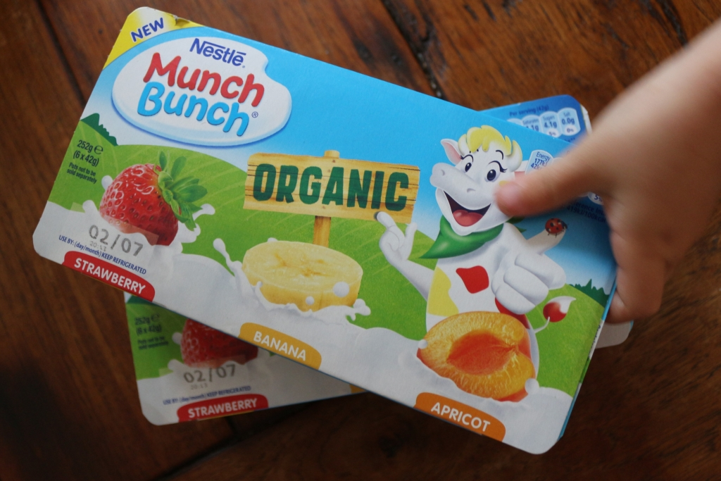 Munch Bunch Organic