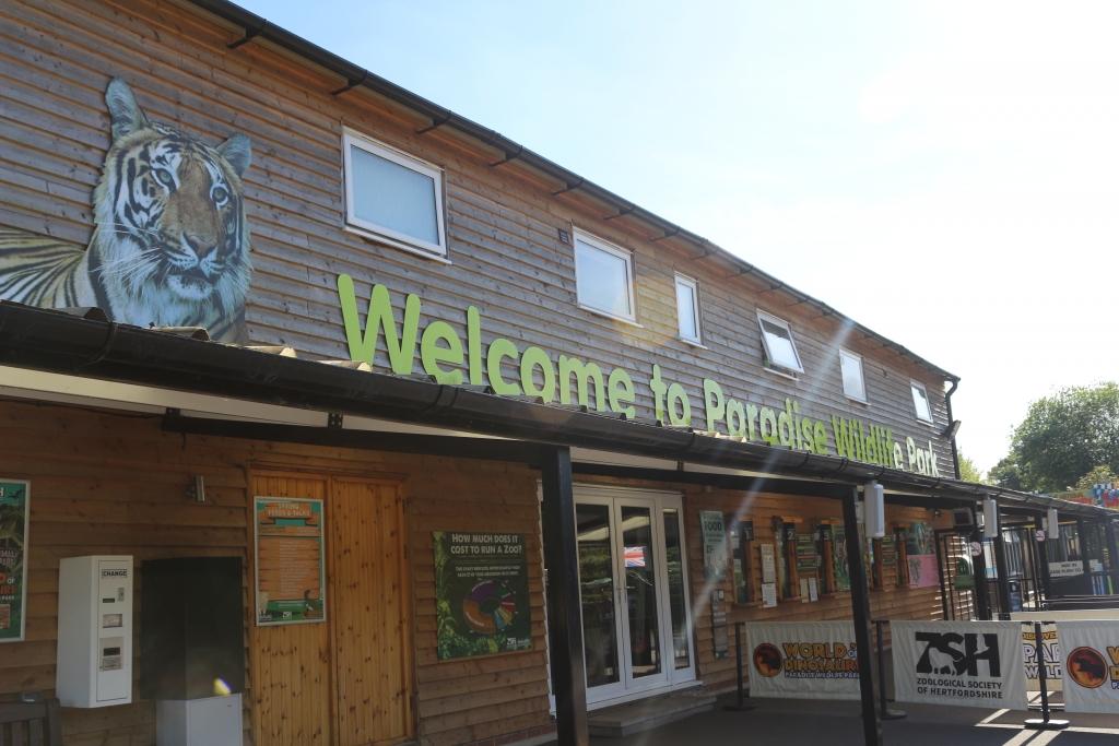 Paradise Wildlife Park Broxbourne Hertfordshire (1)