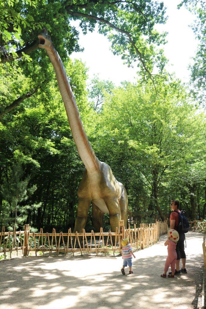 Brachiosaurus - world of dinosaurs