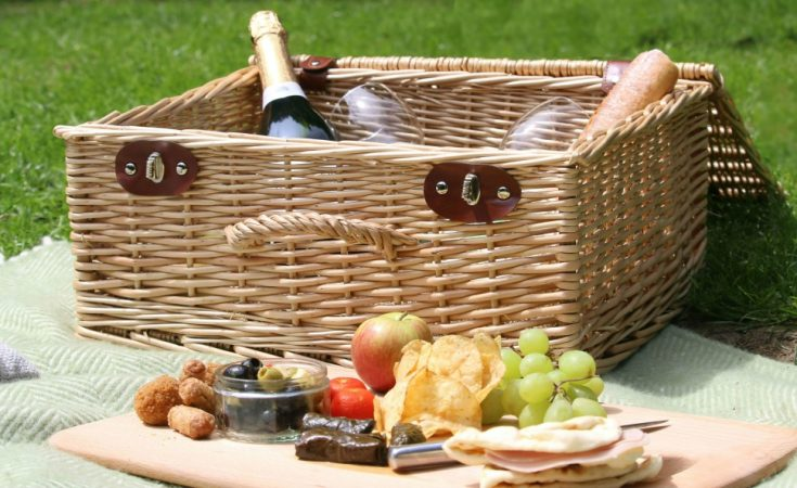 Thatchers Family Reserve picnic 3
