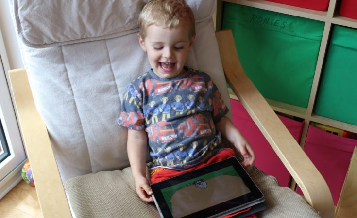Toddler Fun Learning iPad App