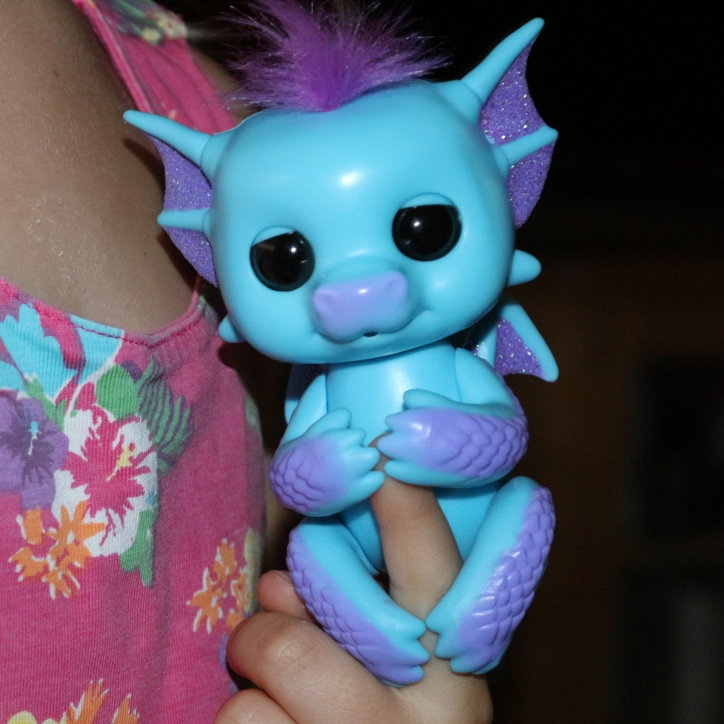 Baby Dragon Fingerlings review