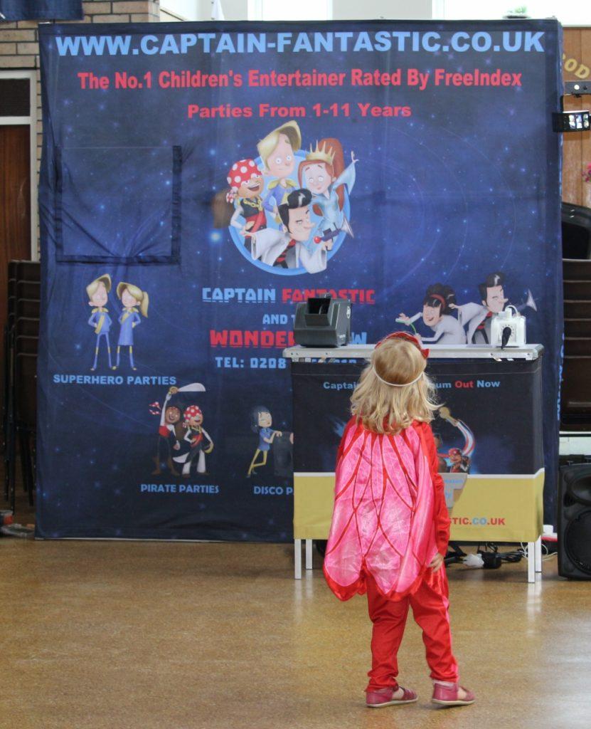 Captain Fantastic Children's Entertainment Parties review (1)