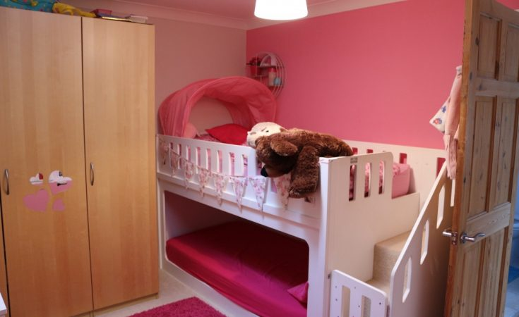 Children's Girly Room Makeover - after (26)