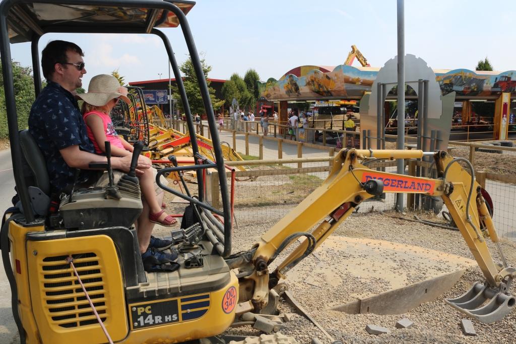 Diggerland Kent Strood theme park review (19)