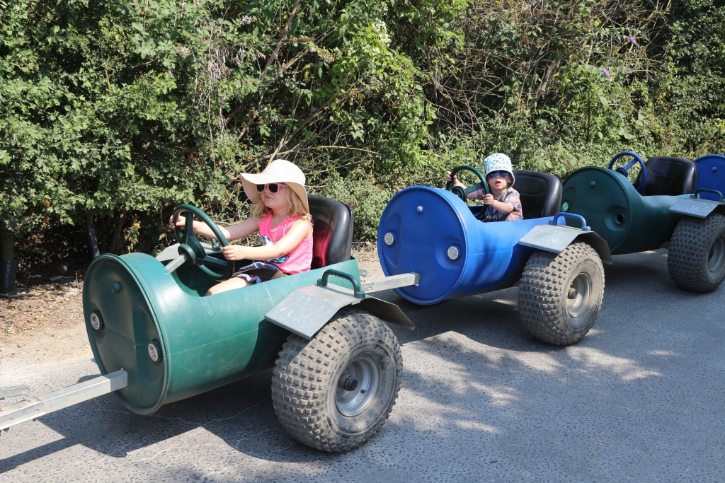 Diggerland Kent Strood theme park review (2)