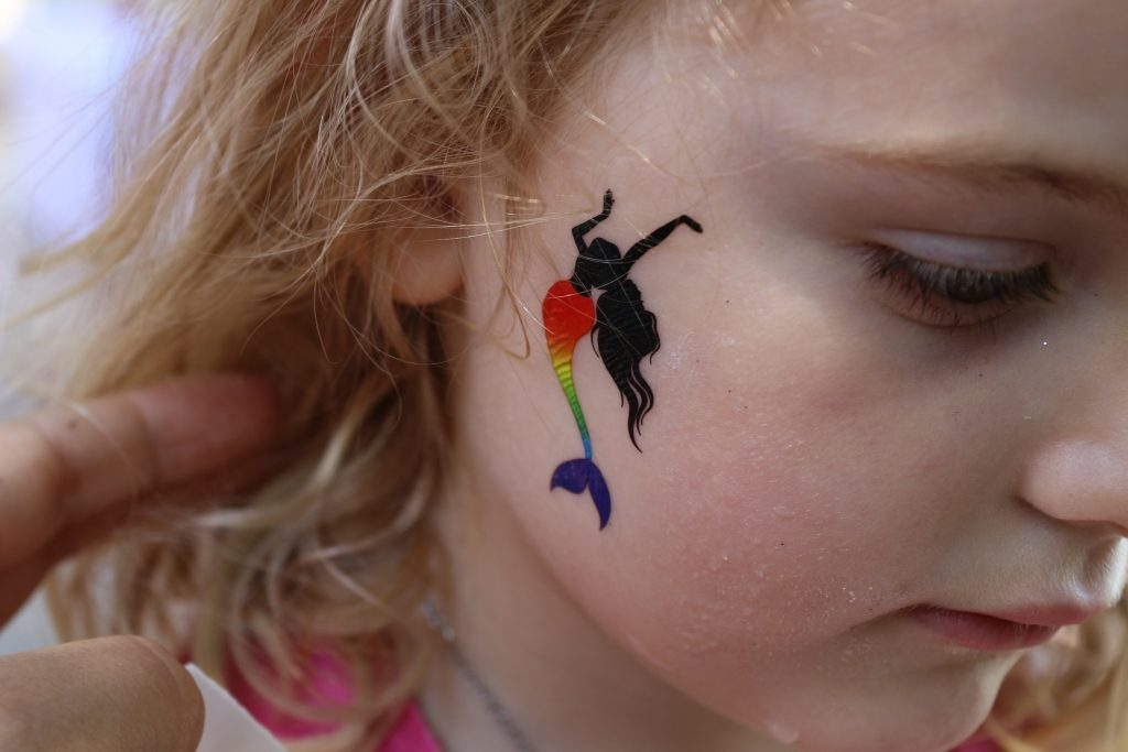 Fablab festival face tattoos (19)