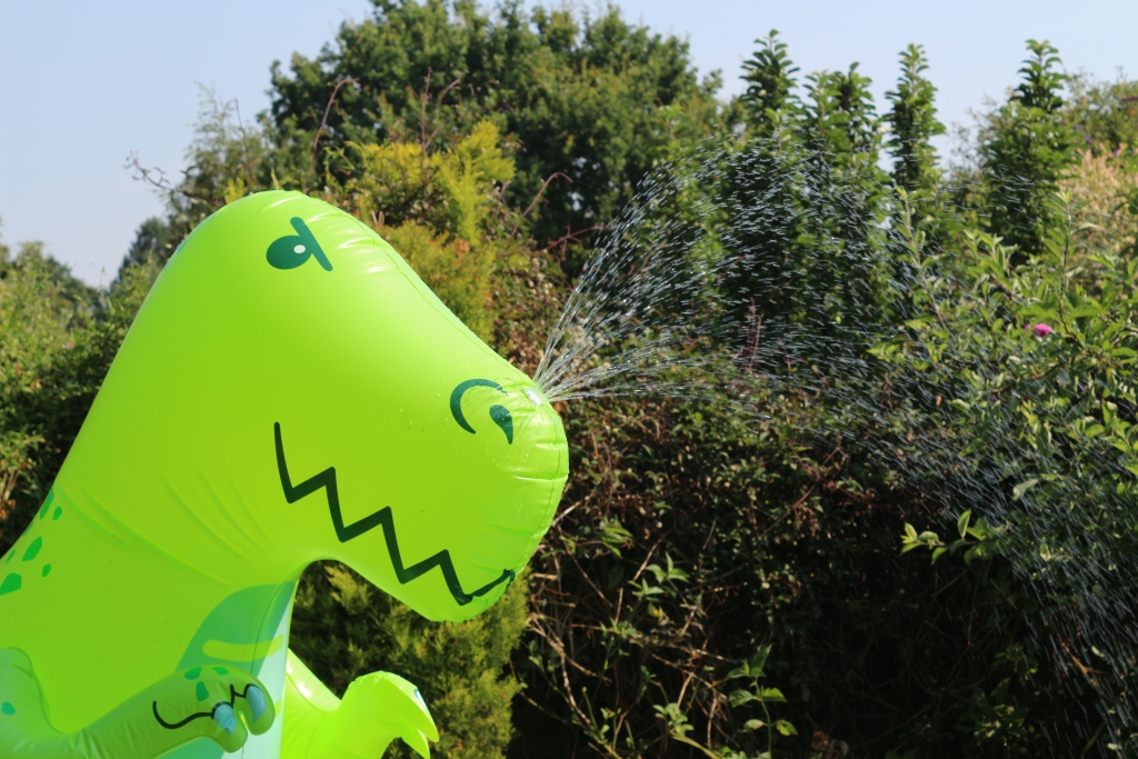 Ginormous T-rex sprinkler from BigMouth inc Menkind (44)
