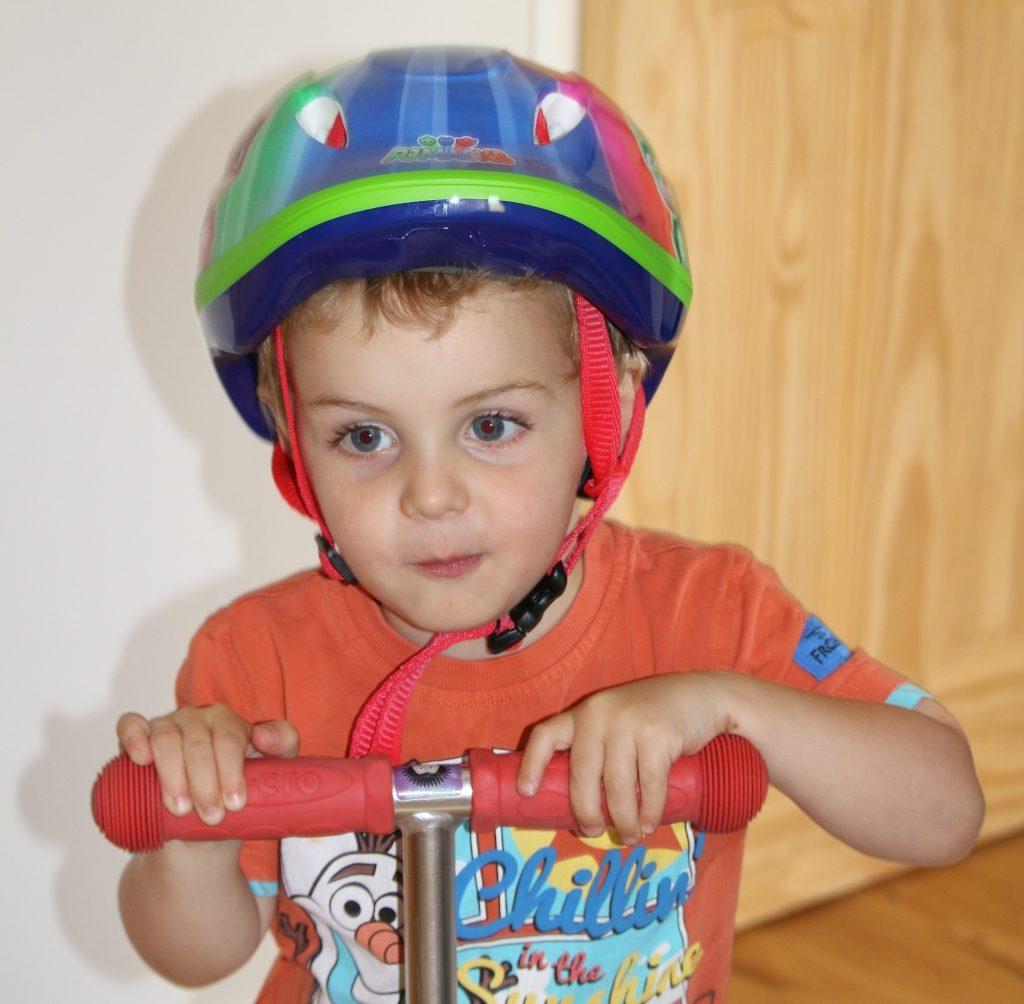 PJ Masks Youth Sport Trust National School Sport Week - Helmet