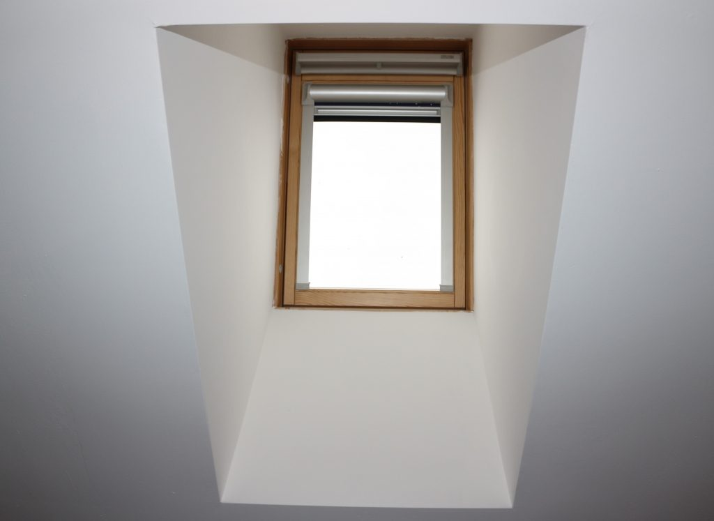 Keylite roof window