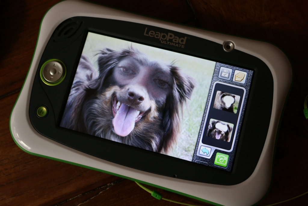 LeapPad Ultimate review: We're on the LeapFrog Play Panel!