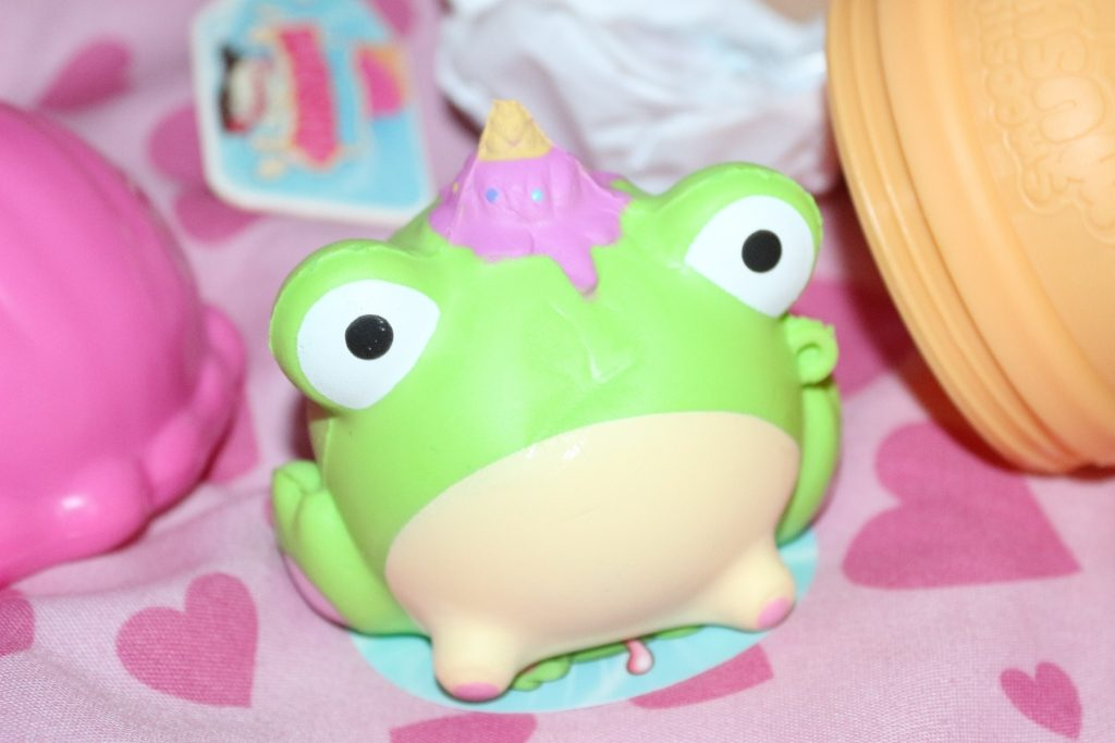 We were sent some of the brand new Series 3 Smooshy Mushy Creamery Core Pets to review.