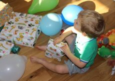 Tips for surviving a third birthday