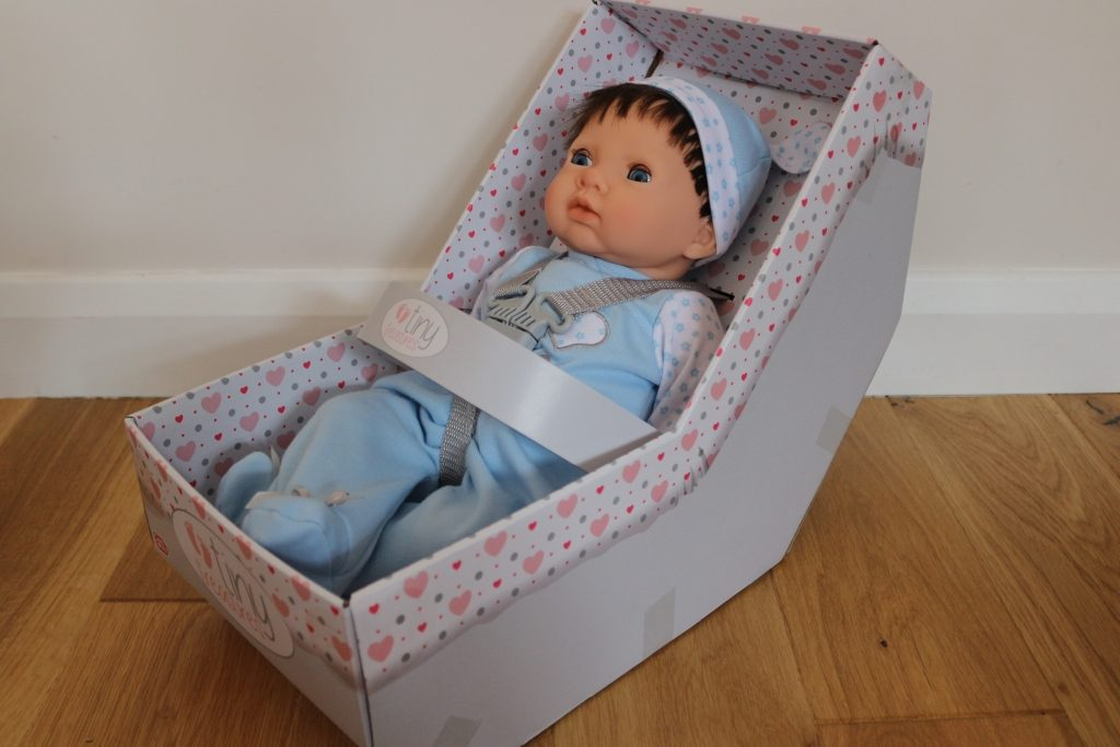 Tiny Treasures Newborn Doll Argos (4)