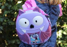 Vampirina Bootastic Backpack set review bag
