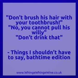 Whinge Whinge Wine funny parenting memes