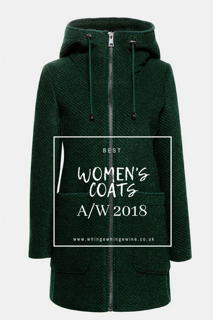 Best women's coats and jackets for autumn winter 2018 #fashion #coats #womenscoats #womensjackets #autumnfashion #AW2018 #Auutumn2018 #winter2018