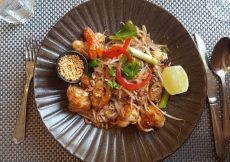 Giggling Squid Tunbridge Wells King Prawn Pad Thai