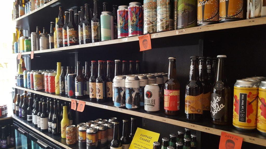 Indytute East London Beer Hop Kill the Cat Brick Lane