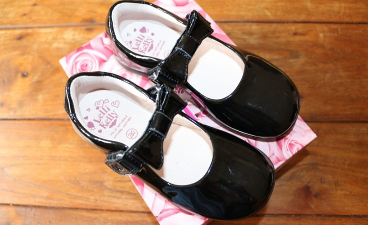 Jake Shoes review Lelli Kelly Mandy patent school shoes