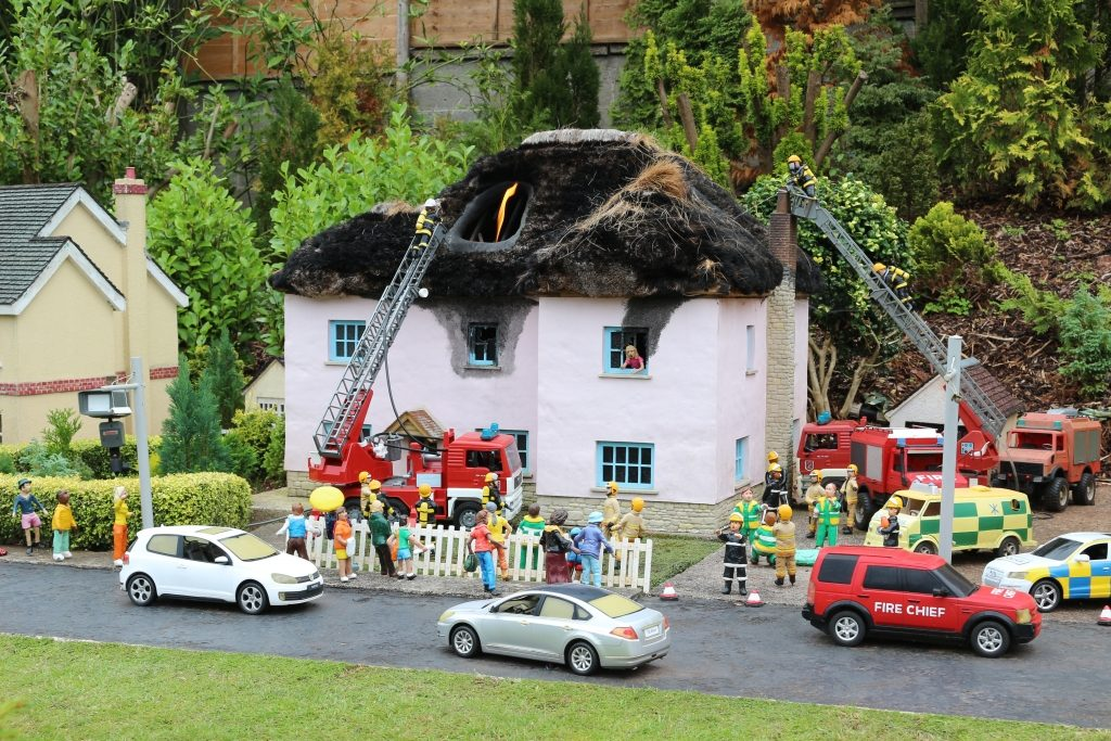 John Fowler South Bay Holiday Park Brixham Devon Babbacombe Model Village
