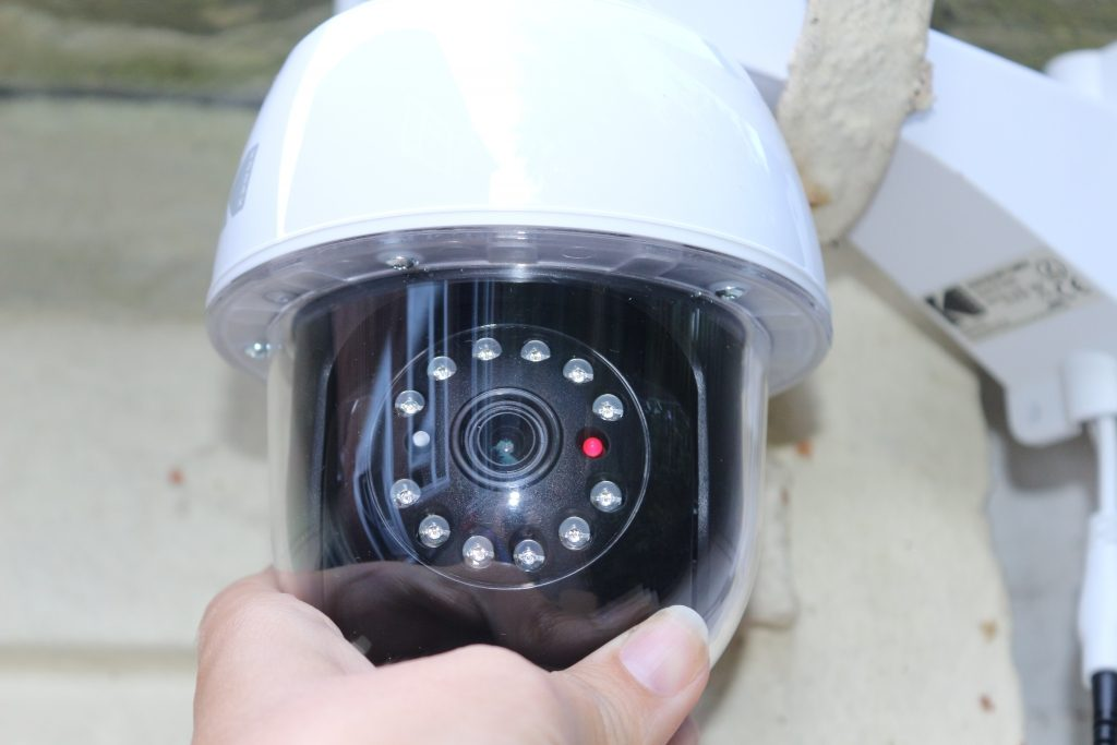 Kodak Home CCTV security system camera (1)