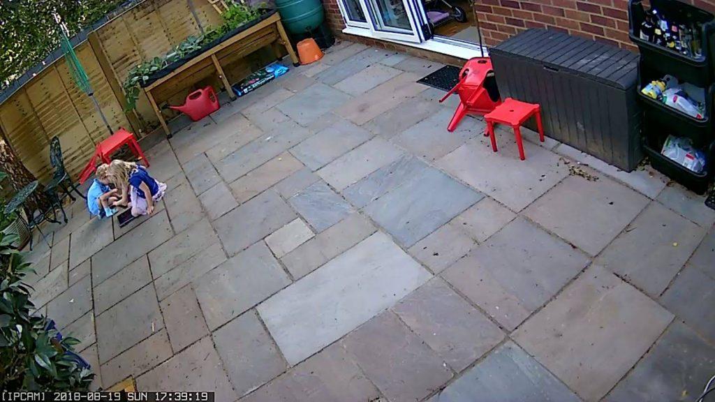 Kodak outdoor Security Camera EP101WG review Home CCTV camera (5)