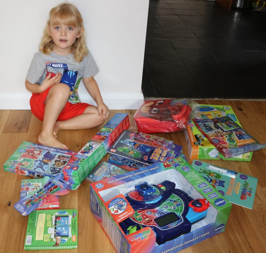 PJ Masks Back to School toys (126)
