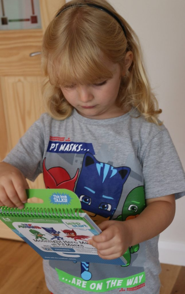 LeapStart PJ Masks Moonlight Maths game - PJ Masks Back to School toys Superpowers (85)