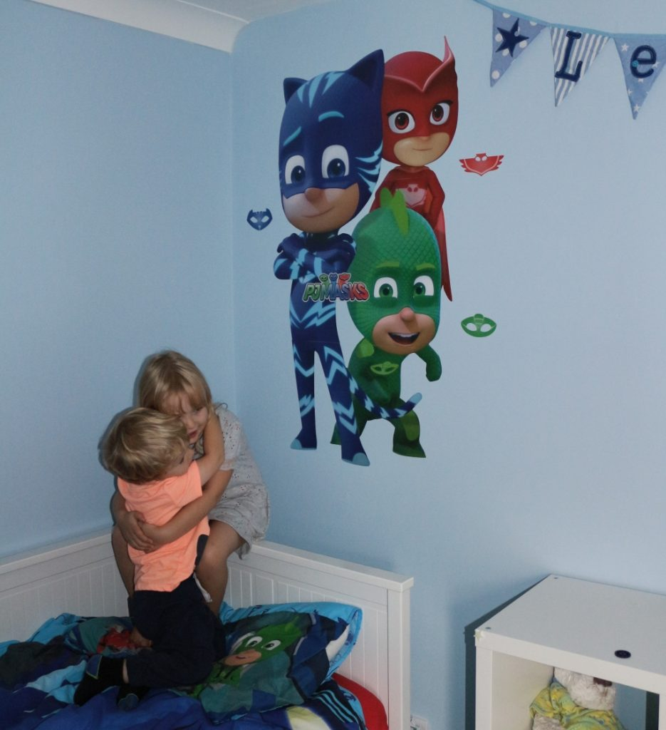 PJ Masks Back to School toys Superpowers (201)