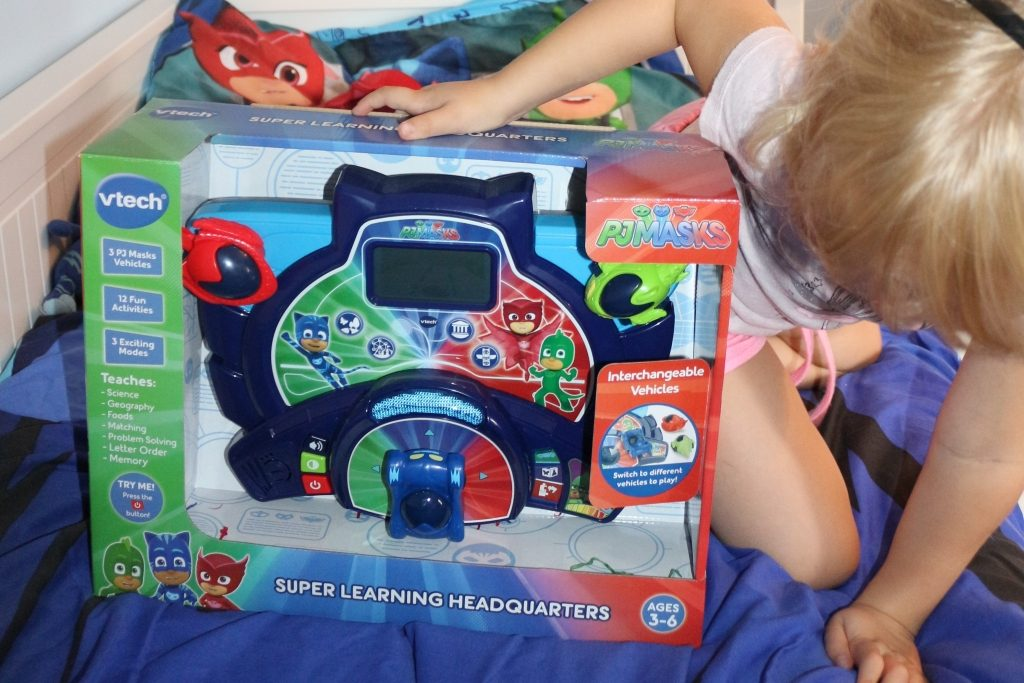 VTECH PJ Masks Super Learning HQ PJ Masks Back to School toys Superpowers (220)