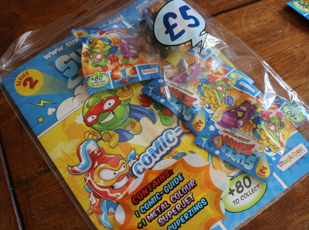 SuperZings series 2 Rivals of Kaboom (5)