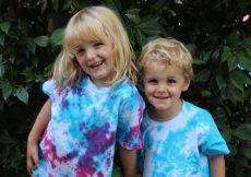 Tie Dye T-shirts FabLab