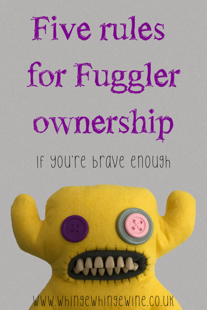 Funny mischievous ugly toothy monsters - meet the Fuggler! The is how to care for your very own adoptive Fuggler #fuggler #fugglers #toys #funnytoys #parenting #boystoys