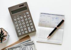 Money finances calculator
